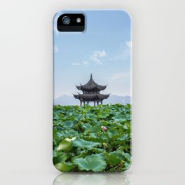 Imperial pavillion iPhone Case