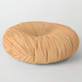 Wood 3 Floor Pillow
