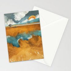 Desert River Stationery Cards