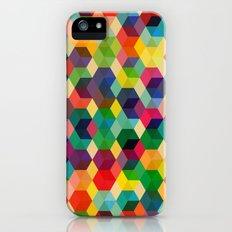 Hexagonzo iPhone (5, 5s) Slim Case