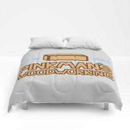 Pinkman's Woodworking Comforters