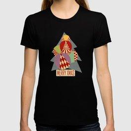 christmas tree MINIMALIST T-shirt