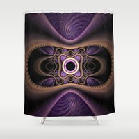 surreal Shower Curtains featuring Surreal by Kathy Rinker Photography
