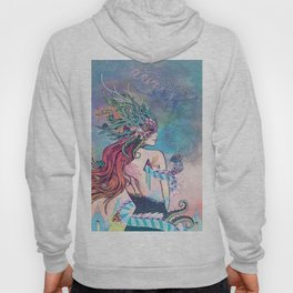 The Last Mermaid Hoody