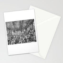 Robert's Western World Stationery Cards