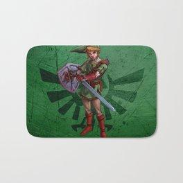 Legend of Zelda-Link Bath Mat