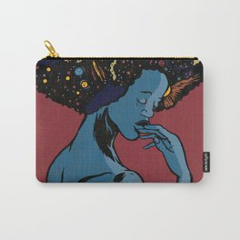I Contain Galaxies Carry-All Pouch