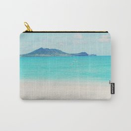 Kailua beach- Oahu Carry-All Pouch