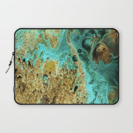 Sapphire Diver Laptop Sleeve