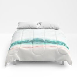 blue and green Comforters