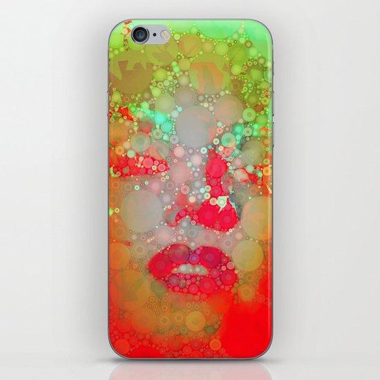 The Magic of Monroe iPhone & iPod Skin