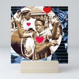 Second Line Love Mini Art Print