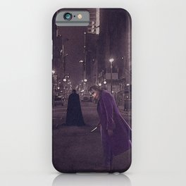 Gotham Nights iPhone Case
