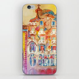 Casa Batllo iPhone Skin