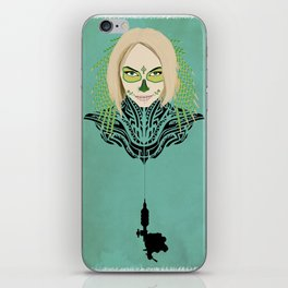 Teya iPhone Skin