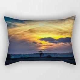 Do Trees Dream? Rectangular Pillow