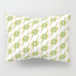 Lightning Pattern - Citrus Pillow Sham