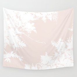 Night's Sky Blush Wall Tapestry