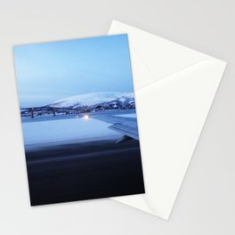 Tromso - Norway Stationery Cards