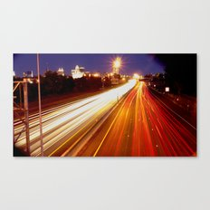 Coming & Going Canvas Print