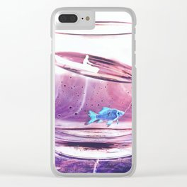 Go Fish Clear iPhone Case