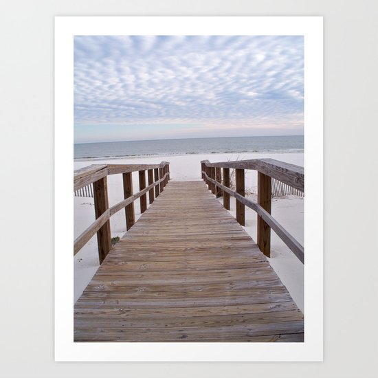 Gulf Shores, Alabama Art Print