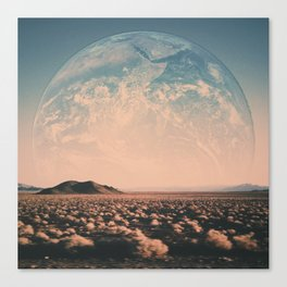 Life on Mars Canvas Print