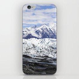 Matanusk Glacier Alaska iPhone Skin
