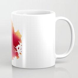 Brooklyn Red Coffee Mug
