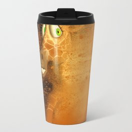 The speed giraffe Travel Mug