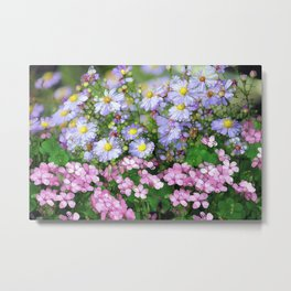 mellow meadow Metal Print
