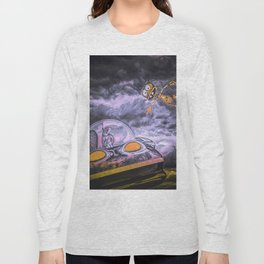 Space Squirrel Long Sleeve T-shirt