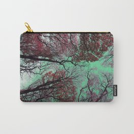 Sky in Turquoise Carry-All Pouch