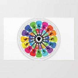 Pick A Color Rug