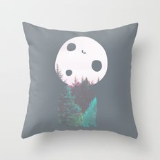 Dreamland Kodama Throw Pillow