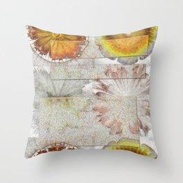 Jamoke Layout Flower  ID:16165-022406-67031 Throw Pillow