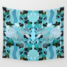 Discreet Guardian Wall Tapestry
