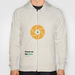 Lab No. 4 - Focus On The User Adam Smith Inspirational Quotes Poster Hoody