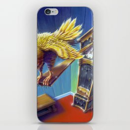 The Cuckoo Clock of Doom iPhone Skin