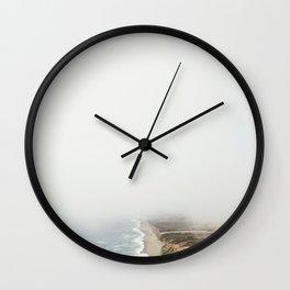 Marine Layer Wall Clock