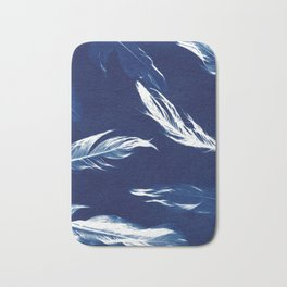 On A Feather Bath Mat