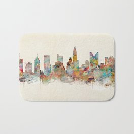 columbus ohio  Bath Mat