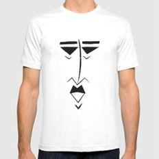 Facurka Mens Fitted Tee White MEDIUM