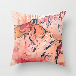 'Golden Hour' Throw Pillow