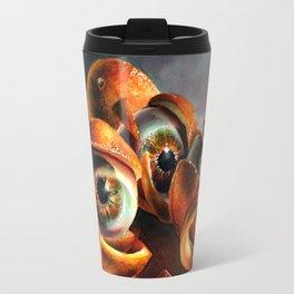 Keep Your Eyes Peeled  Travel Mug