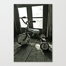 Old Trike Canvas Print