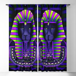 KING Vibez Blackout Curtain