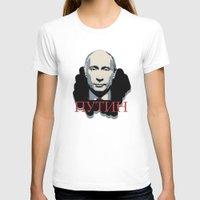 putin T-shirts featuring Putin by Artlotus