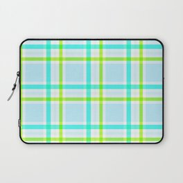 Summer Plaid Laptop Sleeve