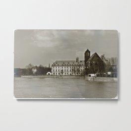 Wroclaw 1 Metal Print